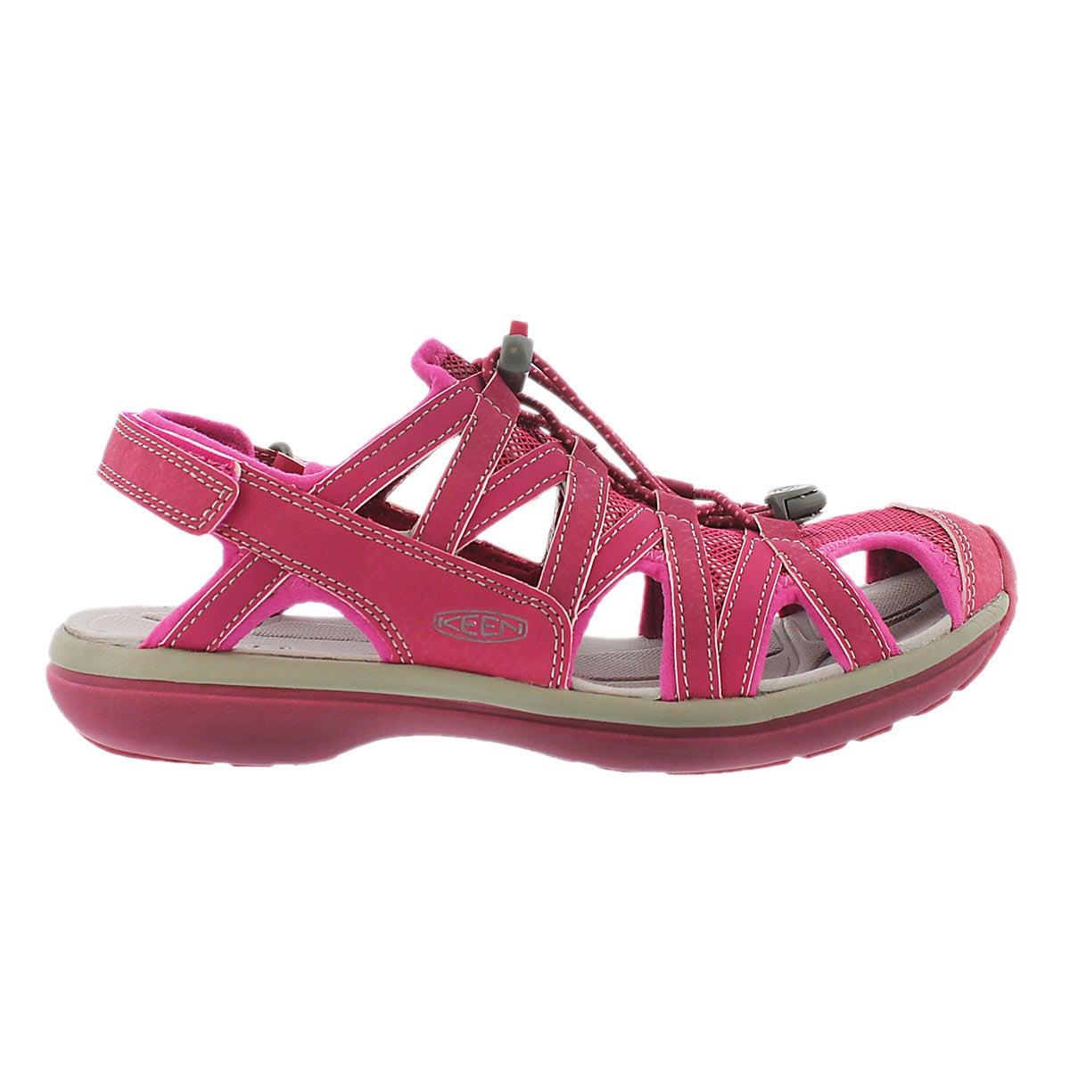 Lds Sage sangria sport sandal