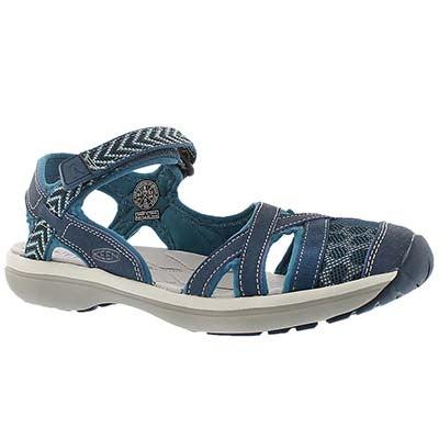 Keen Women's SAGE ANKLE poseidon sport sandals