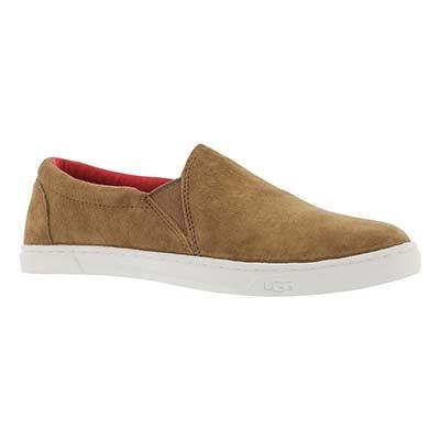 Lds Kitlyn chestnut casual loafer