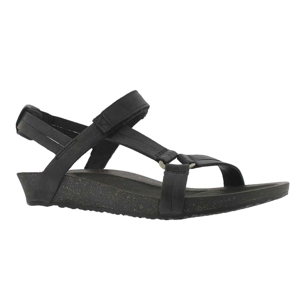 Women's YSIDRO UNIVERSAL black casual sandals