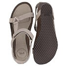 Lds Ysidro Universal taupe casual sandal