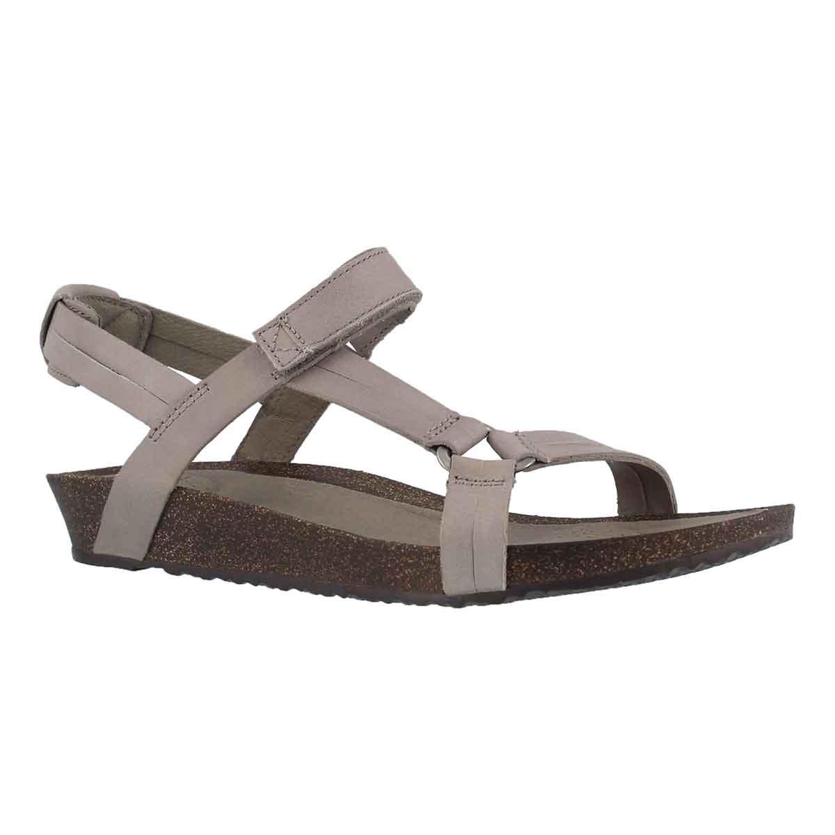 Women's YSIDRO UNIVERSAL taupe casual sandal