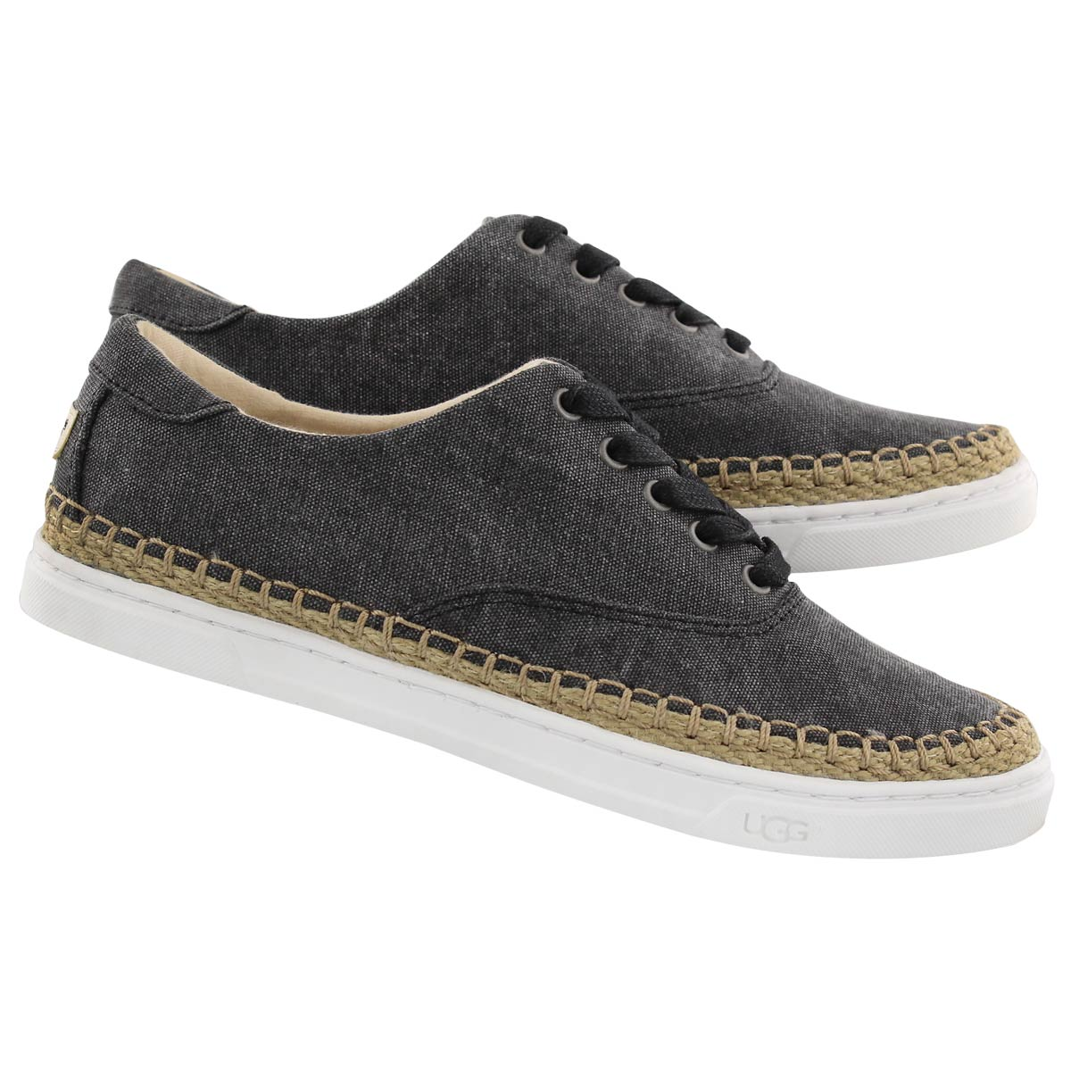 Lds Eyan II black lace up sneaker