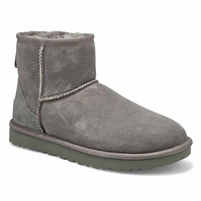 Lds Classic Mini II grey boot