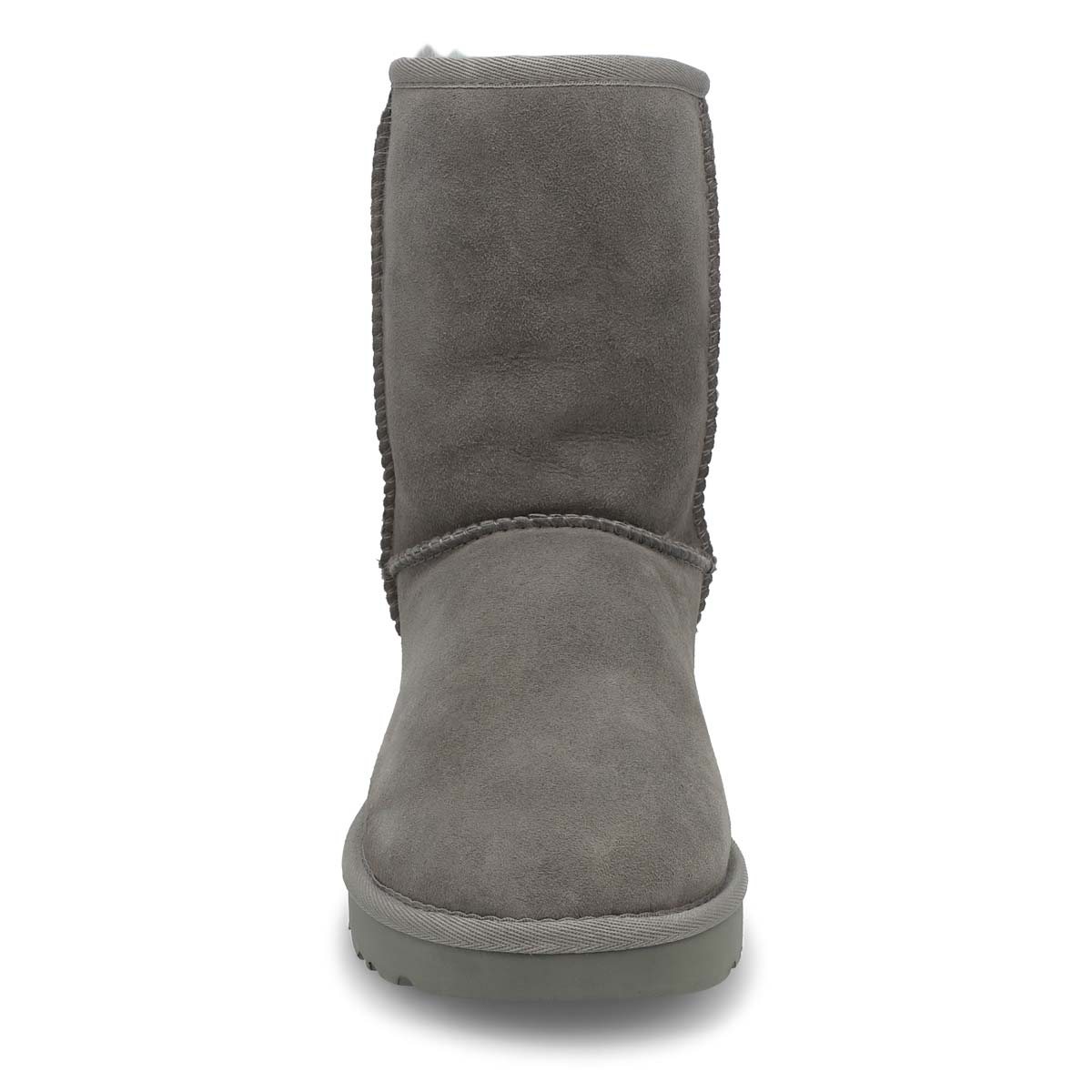 Lds Classic Short II grey sheepskin boot