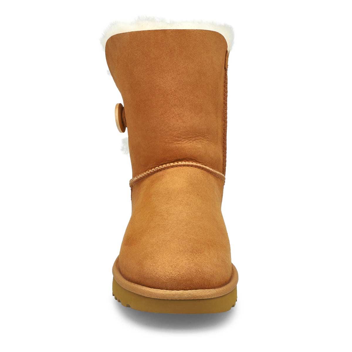 da55d866c9e Women's BAILEY BUTTON II chestnut sheepskin boots