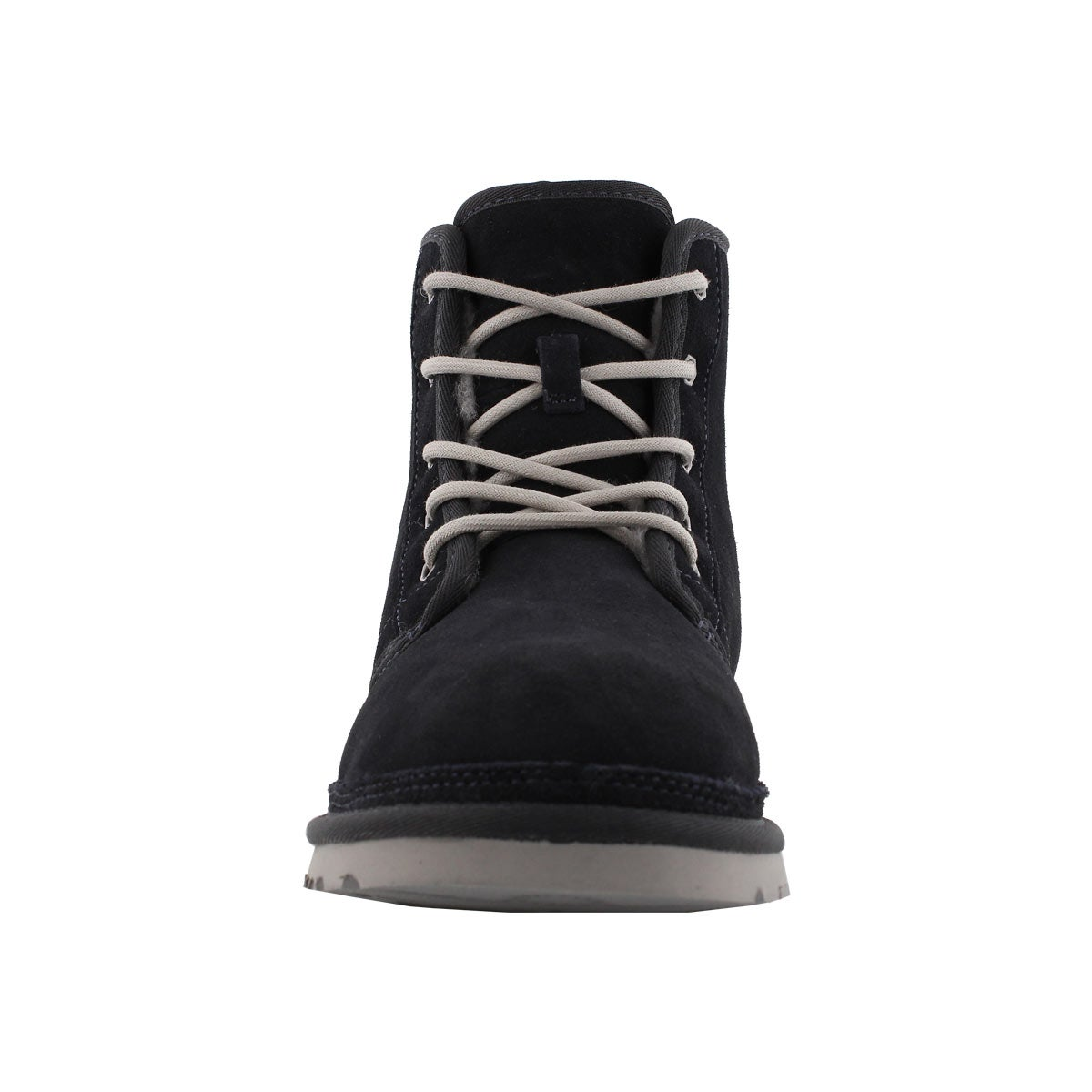 Mns Harkley tru navy lace up ankle boot