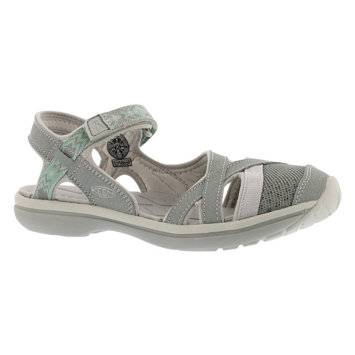 Women's SAGE ANKLE neutral/grey sport sandals