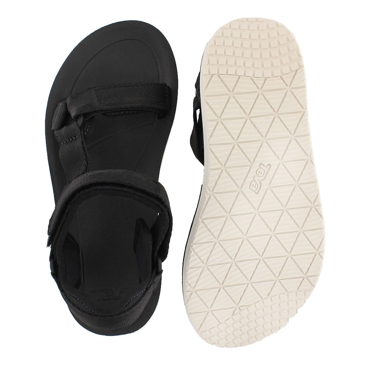 Lds Orig Universal Premier blk sandal