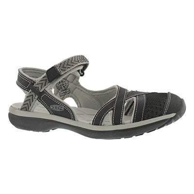 Keen Women's SAGE ANKLE black sport sandals