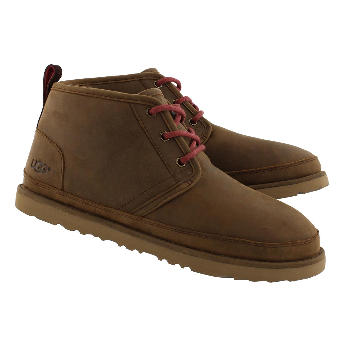 Mns Neumel grizzly wtpf chukka boot