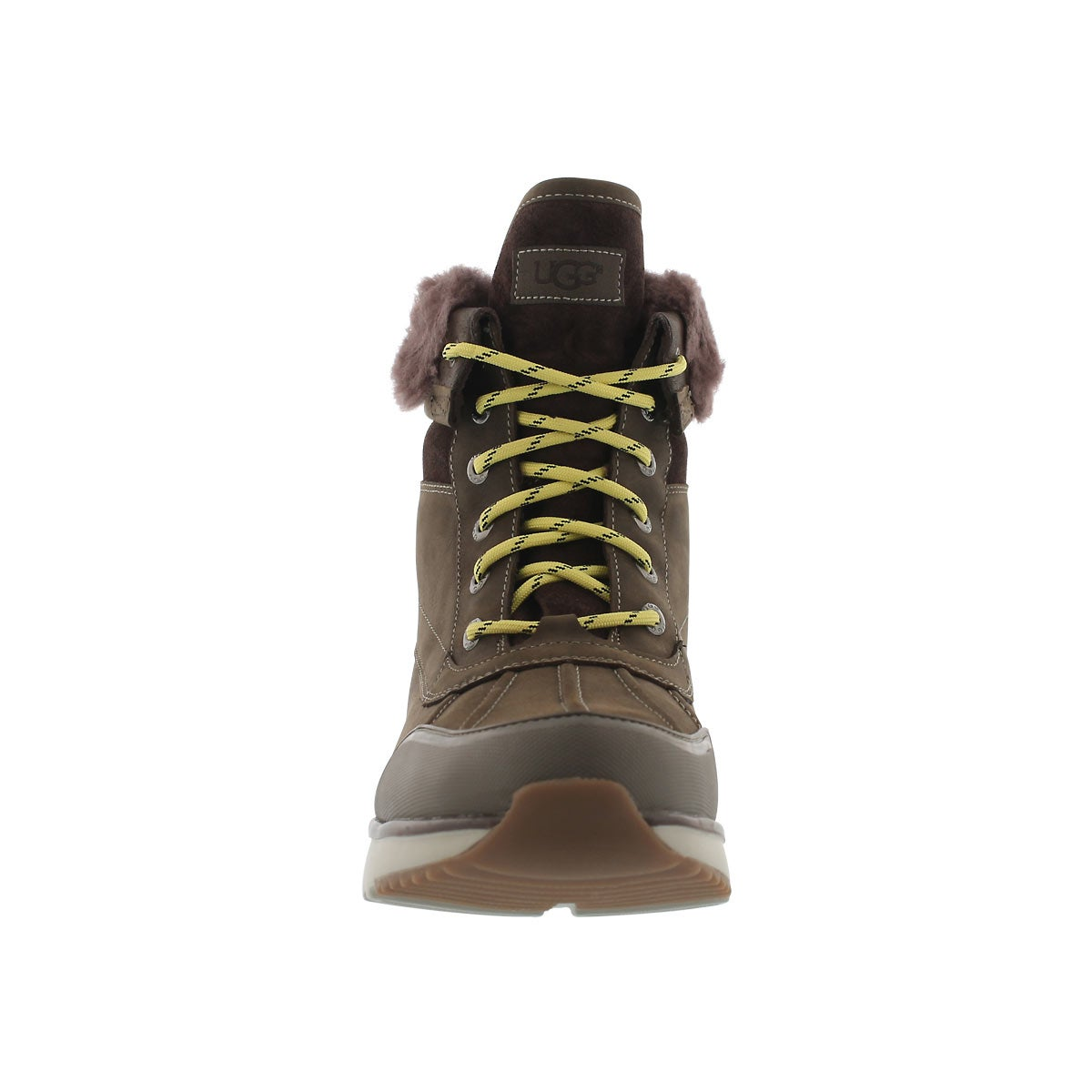 Mns Eliasson slate lace up winter boot