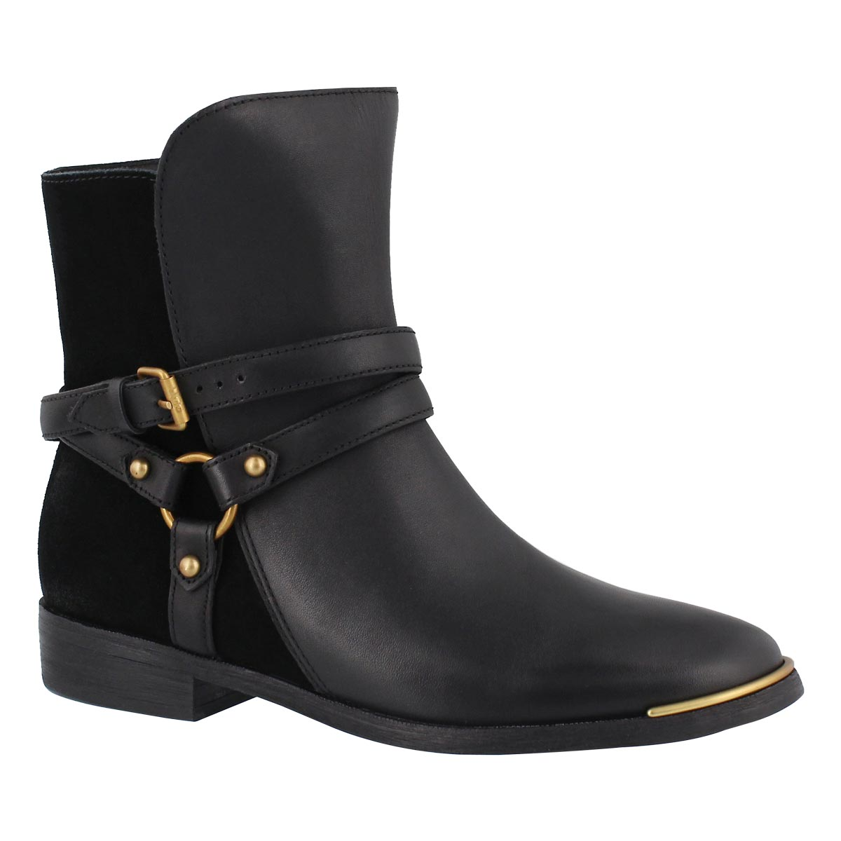 Women's KELBY black ankle boots