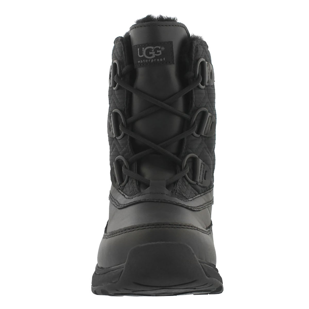 Lds Lachlan black wtpf winter boot