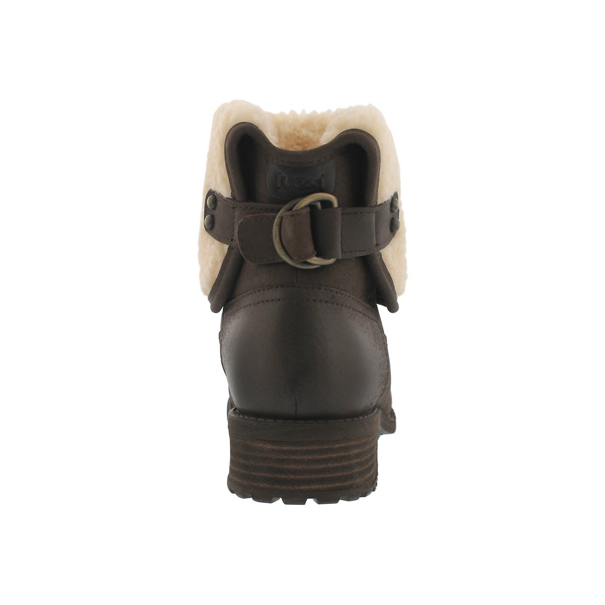 Lds Aldon stout fold cuff boot