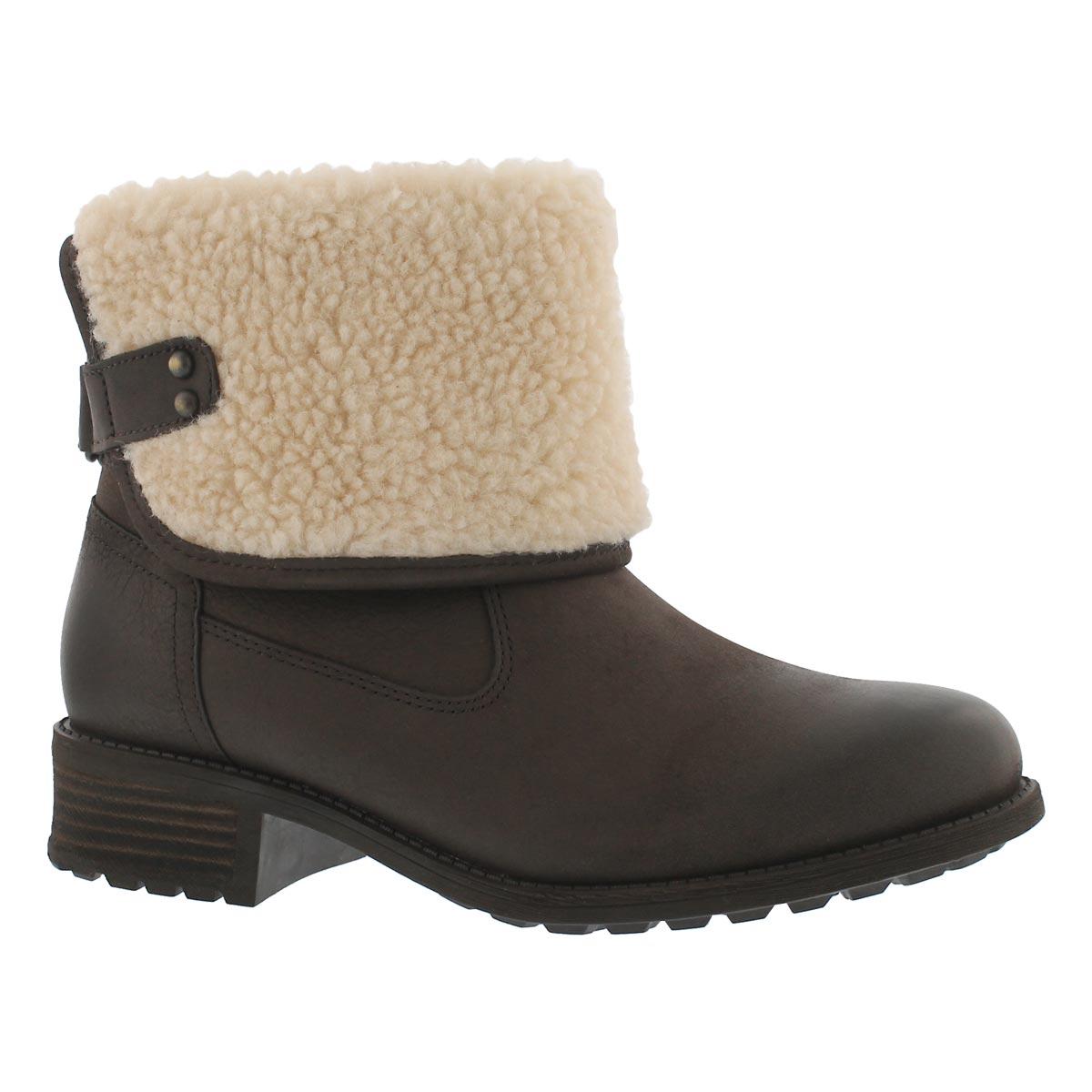 ab0ae4c4318 Women's ALDON stout fold cuff boots