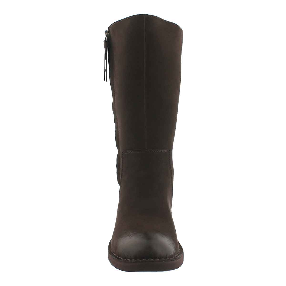 Lds Elly stout mid calf boot