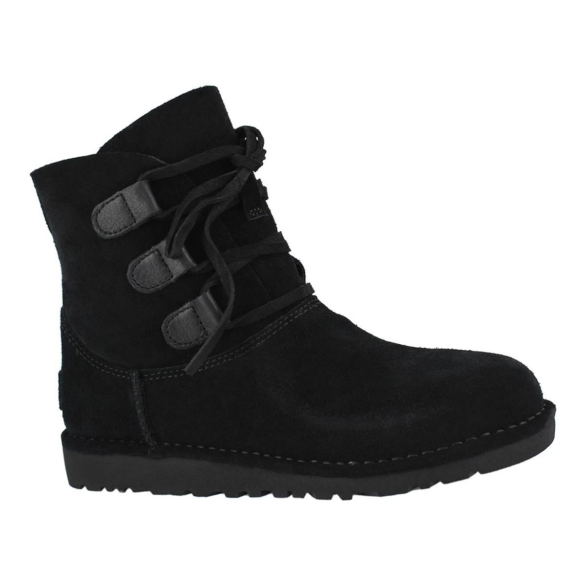 Lds Elvi black casual boot