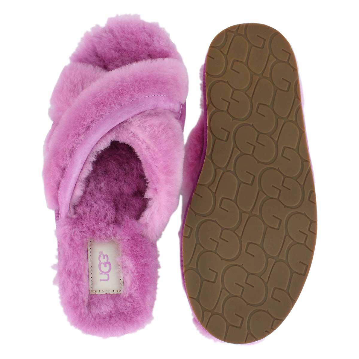 Lds Abela bodcaious sheepskin slipper