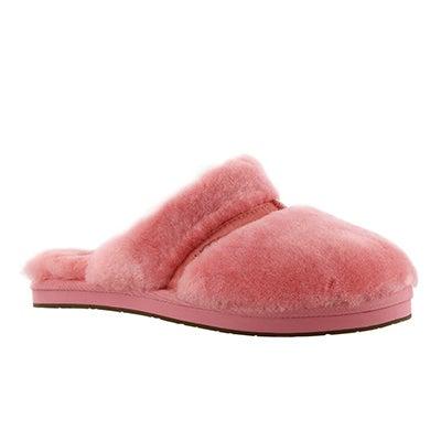 Lds Dalla lantana sheepskin slipper