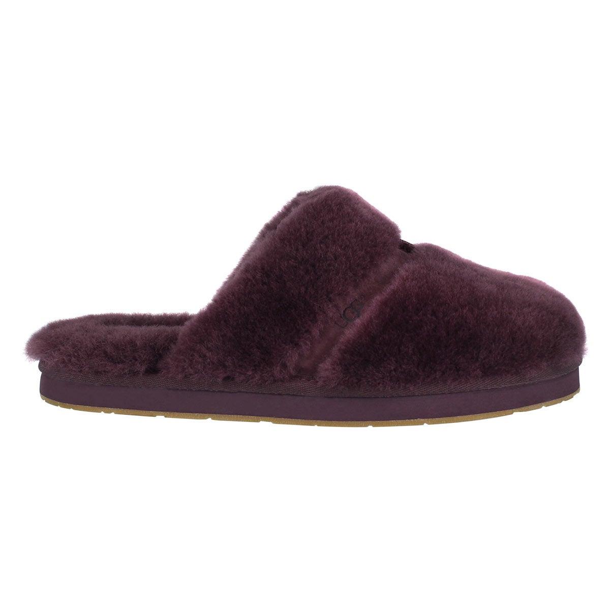 Lds Dalla port sheepskin slipper