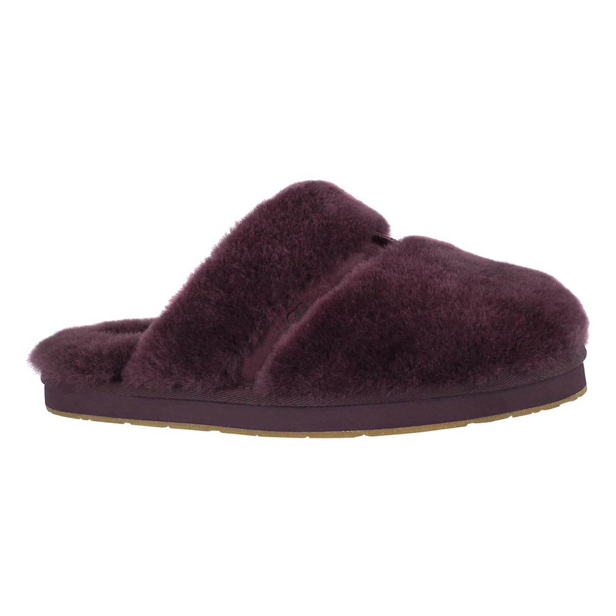 Women's DALLA port sheepskin slippers
