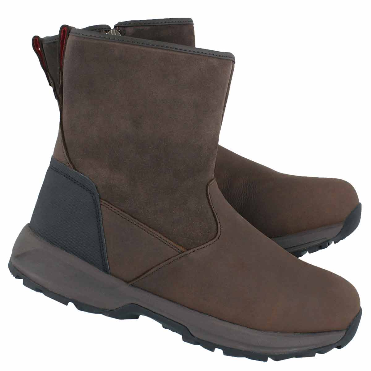 Mns Barchan stout zip up wtpf ankle boot