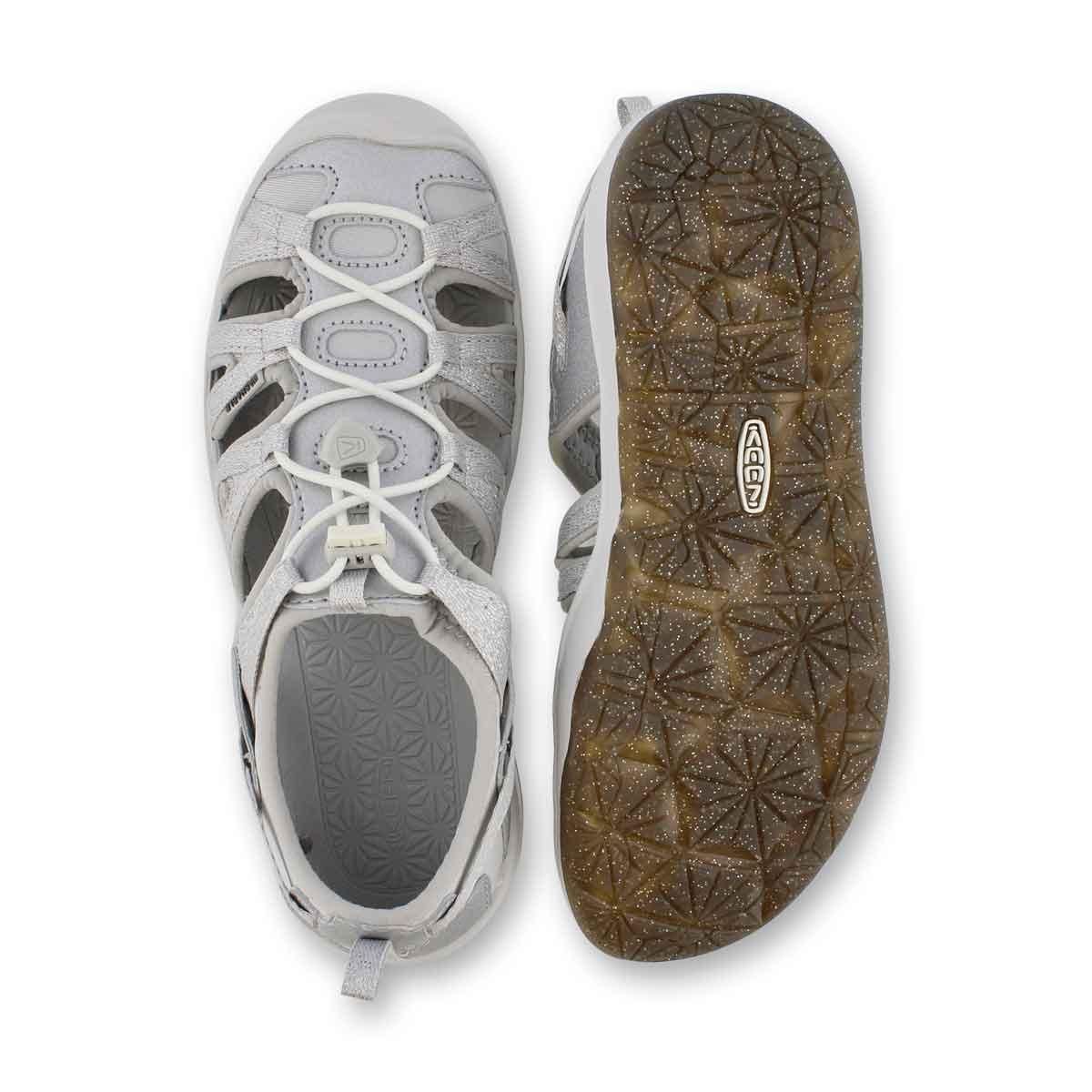 Sandale sport Moxie argent, fille