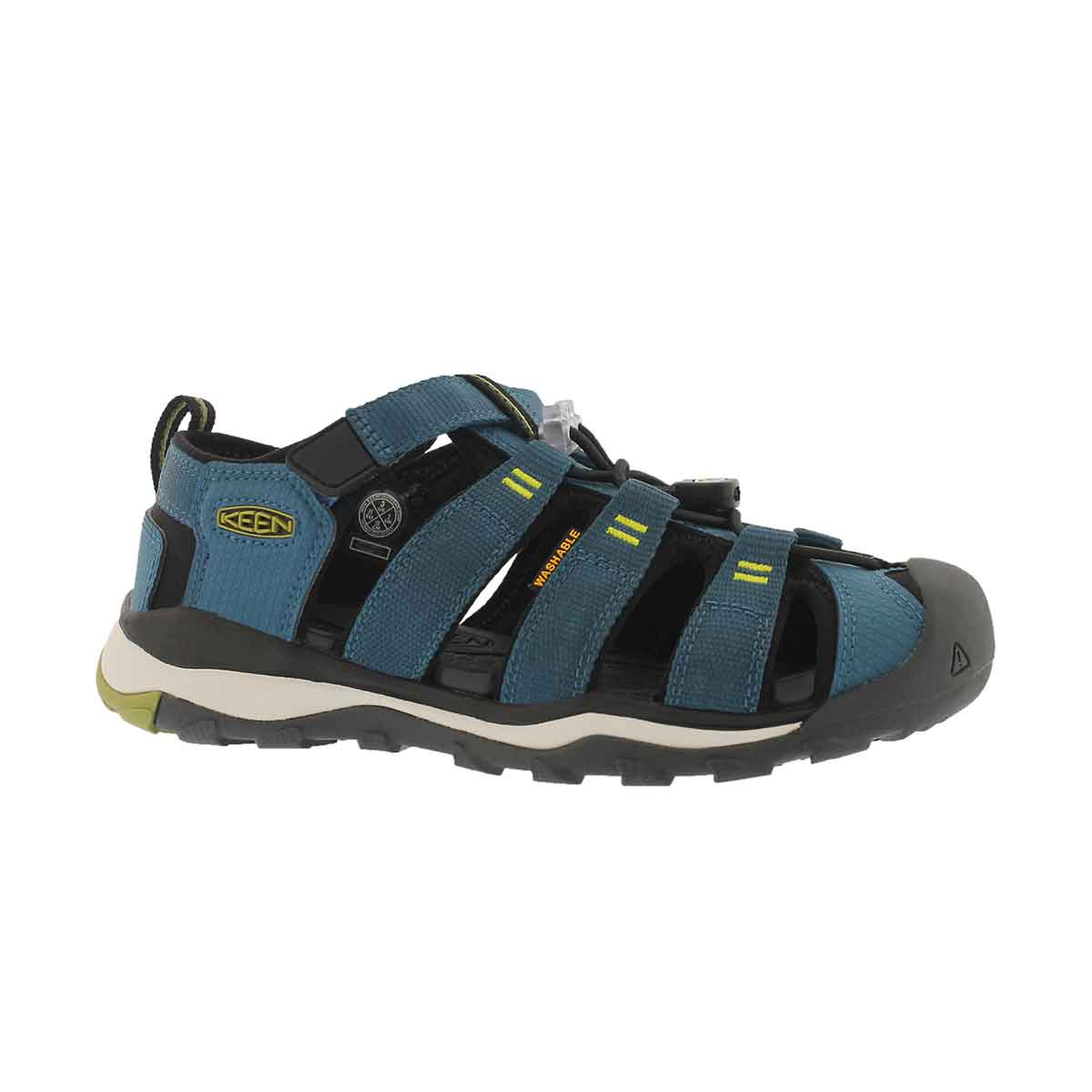 Boys' NEWPORT NEO H2 legion blu/moss sandals