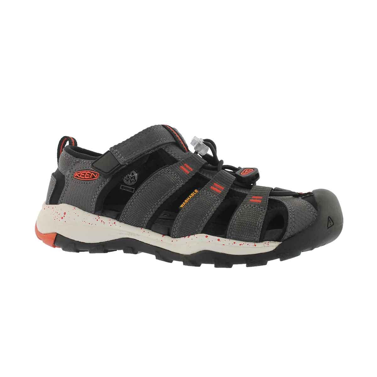 Boys' NEWPORT NEO H2 mag/spcy org sandals