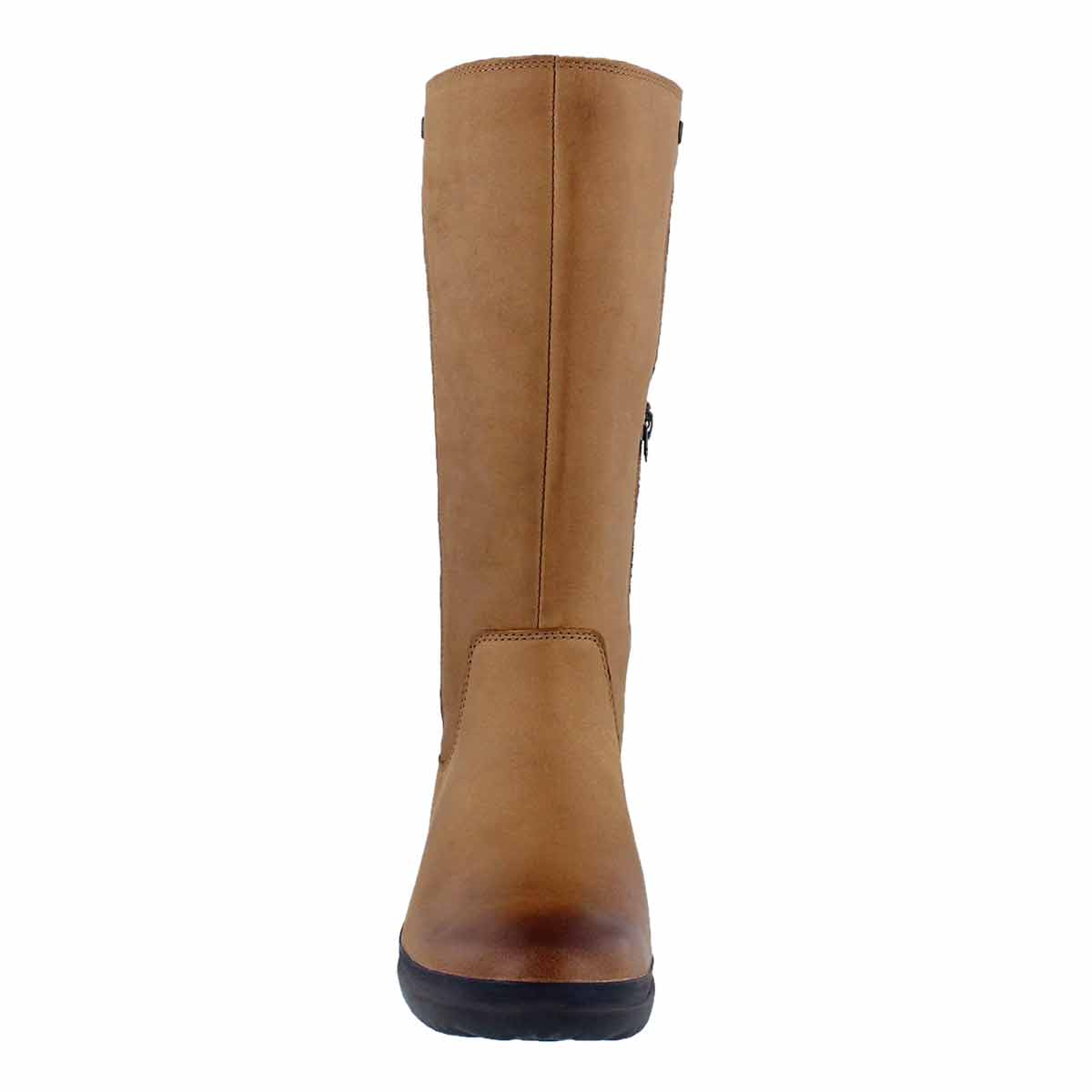 Lds Janina chestnut wtpf knee high boot