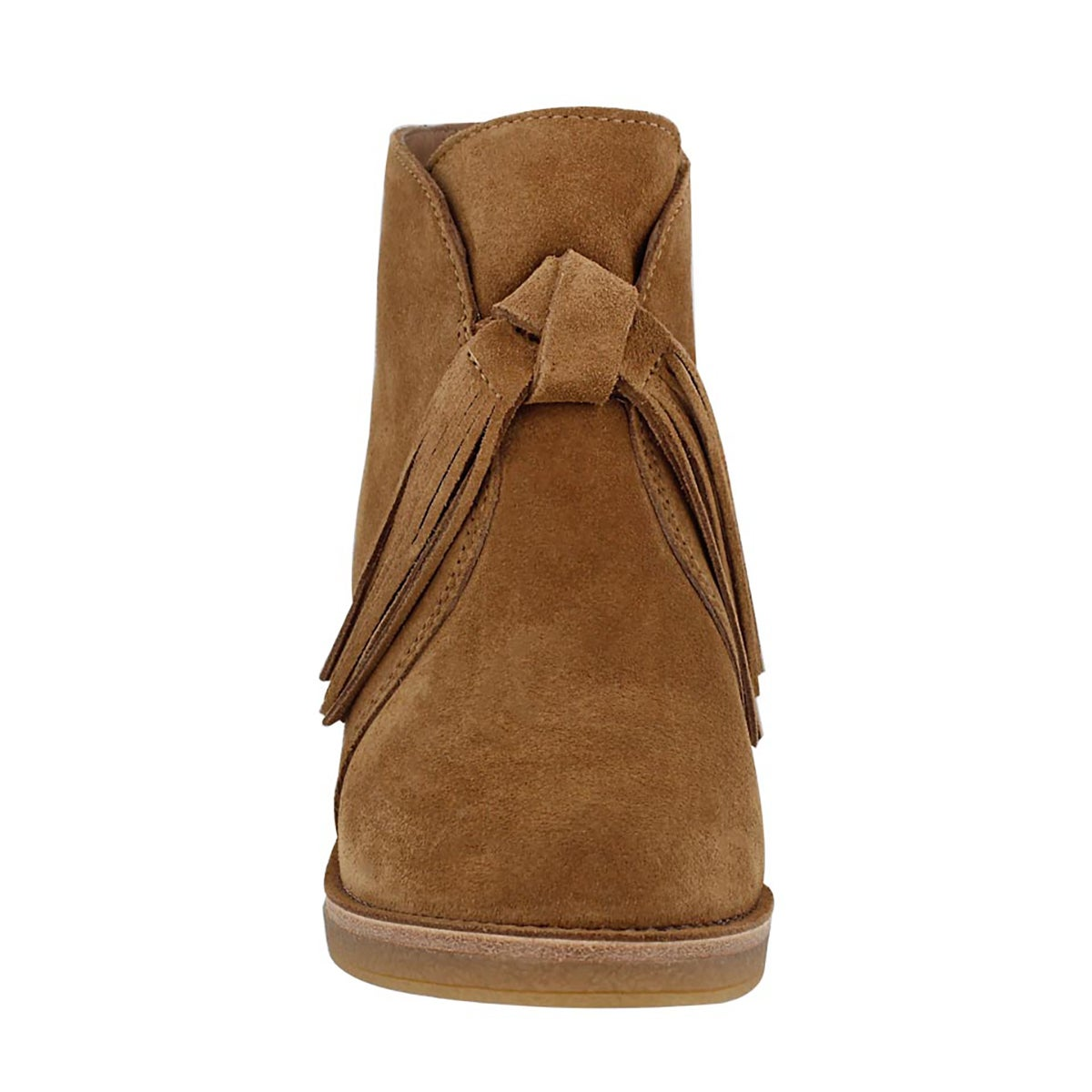 Lds Corin chestnut casual ankle boot