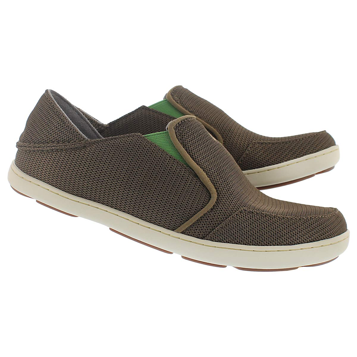 Mns NoheaMesh mustang slipon casual shoe