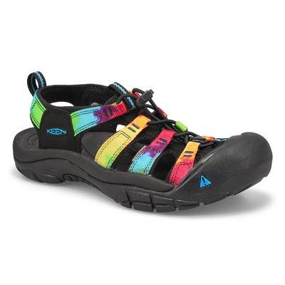 Sandale sport Newport Retro, tie dye,fem