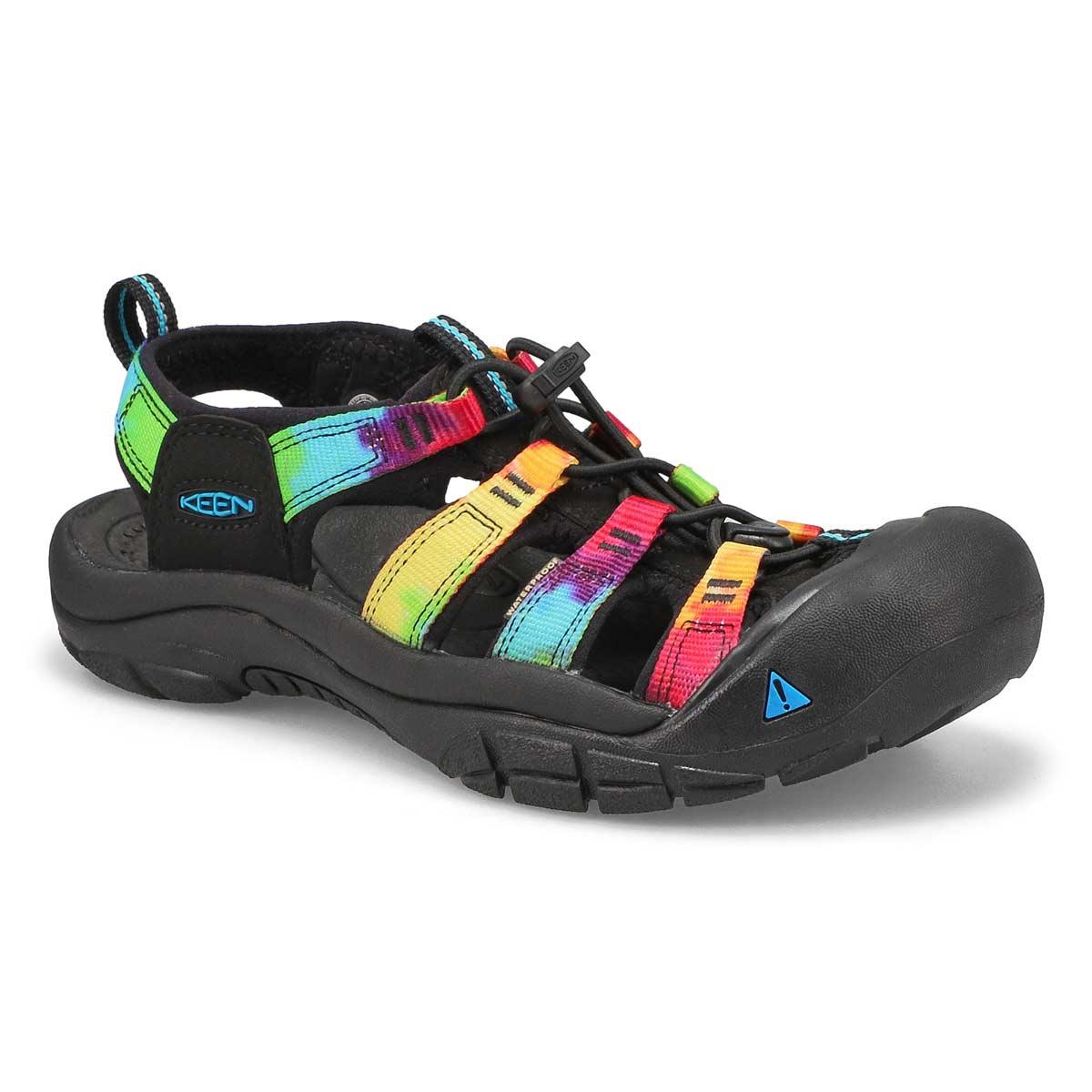 Women's NEWPORT RETRO  tie dye sport sandals