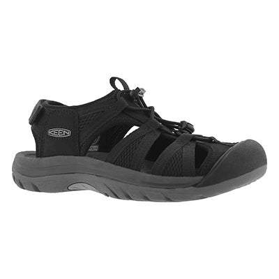 Sandale sport Venice II H2, noir/grs,fem