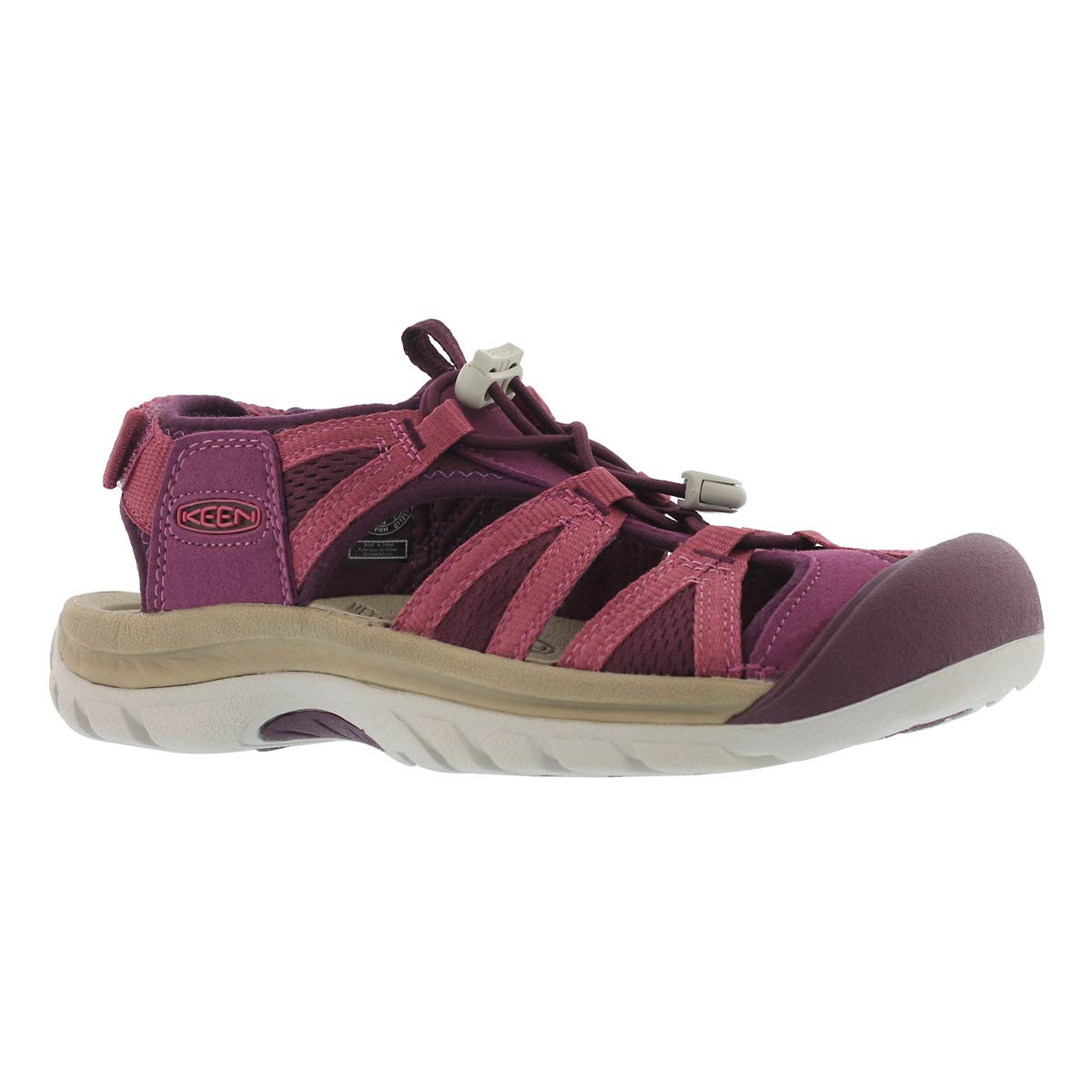 Lds Venice II H2 grape kiss sport sandal