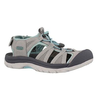 Lds Venice II H2 paloma/trq sport sandal