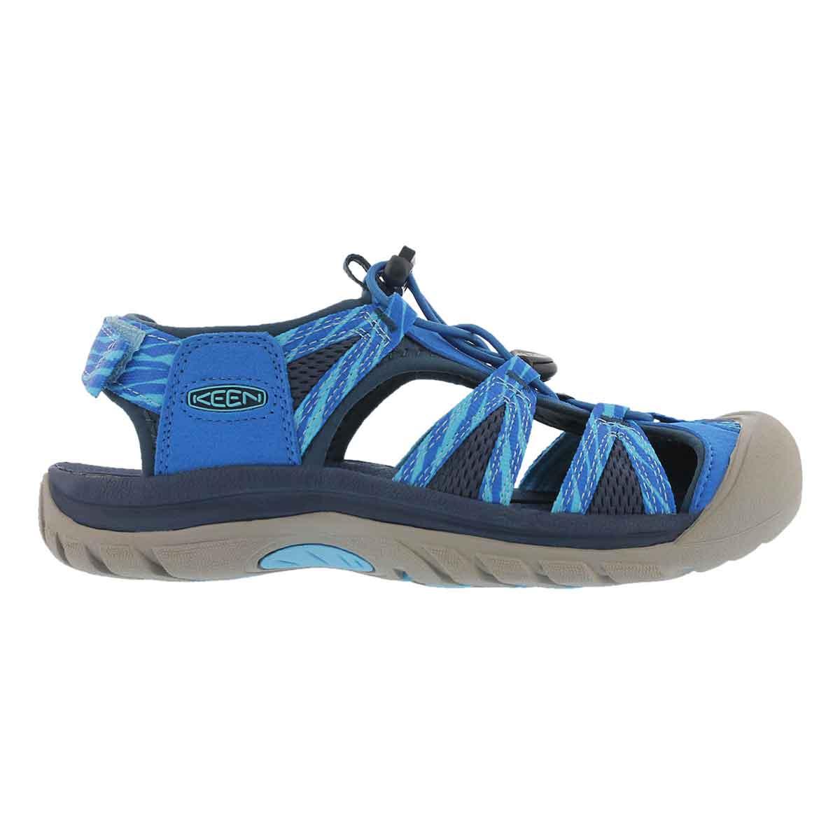 Lds Venice II H2 blu opal sport sandal