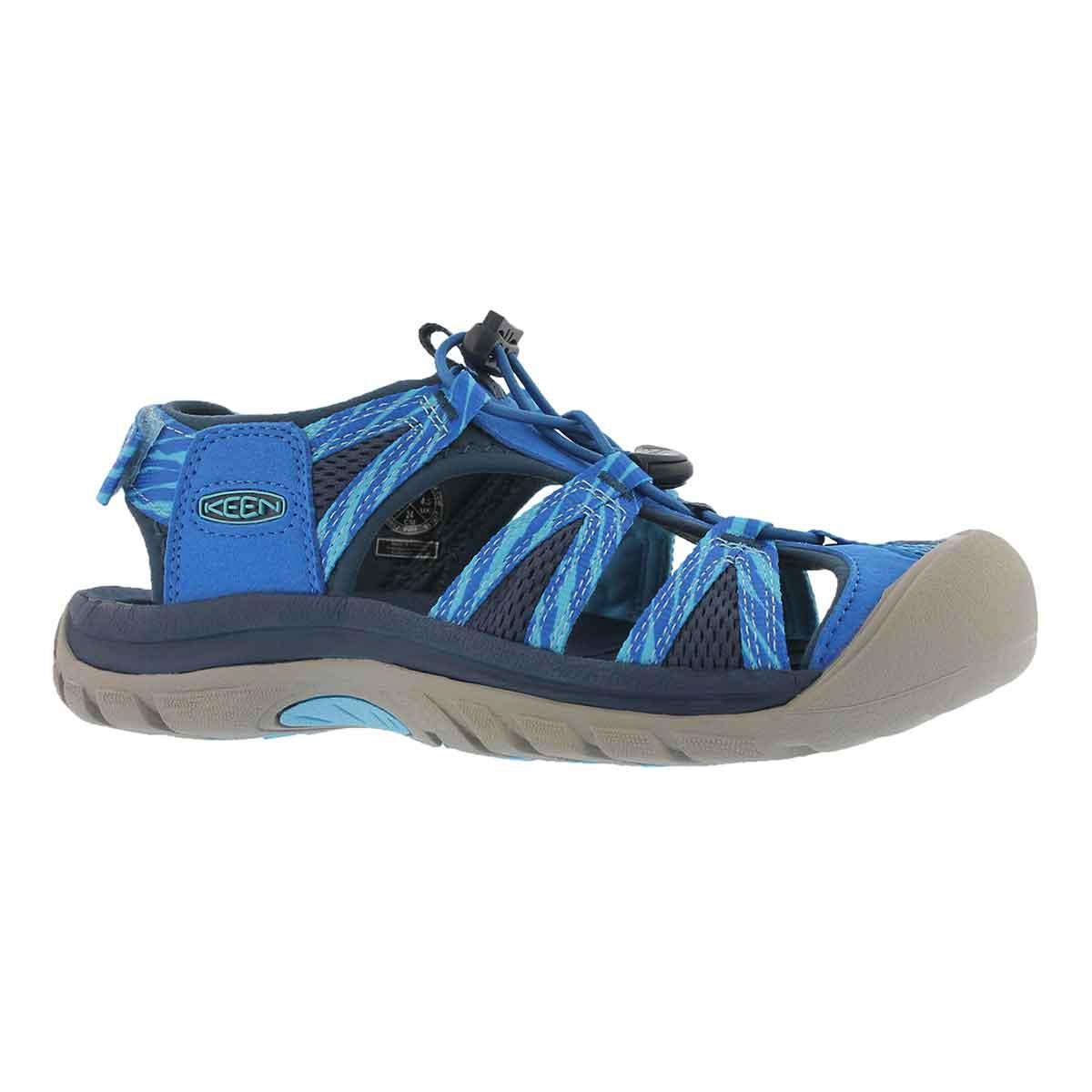 Women's VENICE II H2 blue opal sport sandals