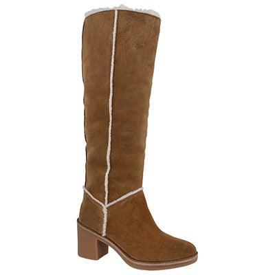 Lds Kasen Tall chestnut knee high boot