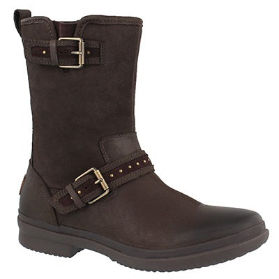 Lds Jenise stout wtpf mid calf boot