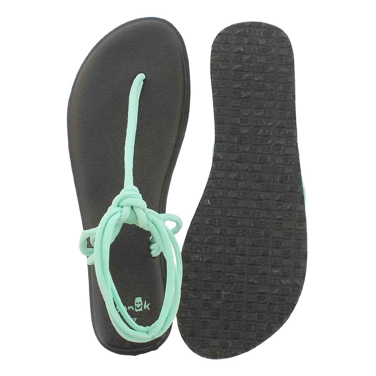 Lds Yoga Sunshine opal thong sandal