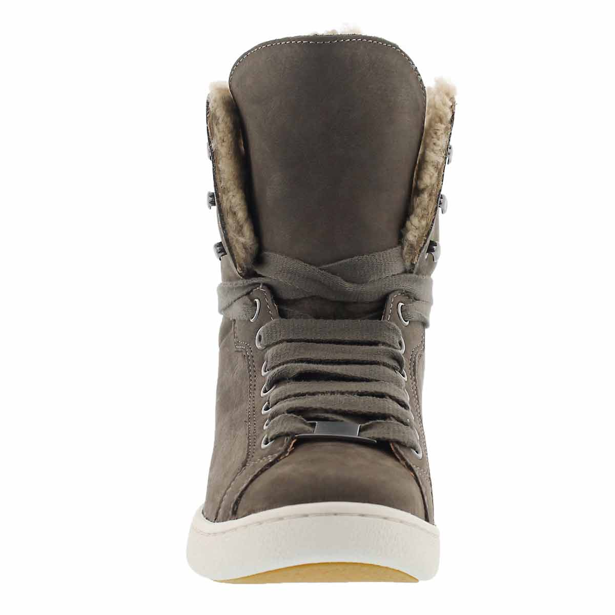 Lds Starlyn mouse fold cuff sneaker