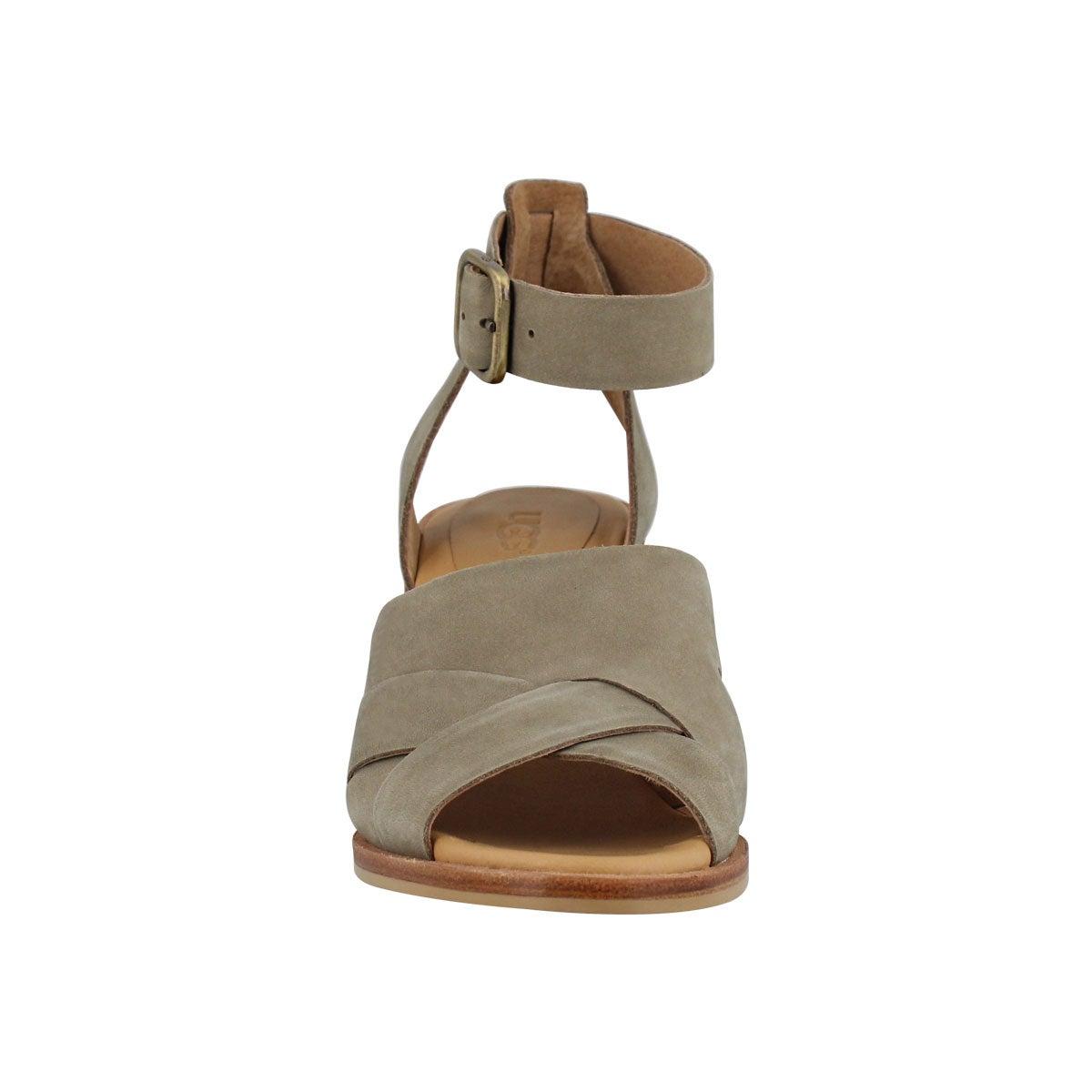 Lds Sandra antilope dress sandal