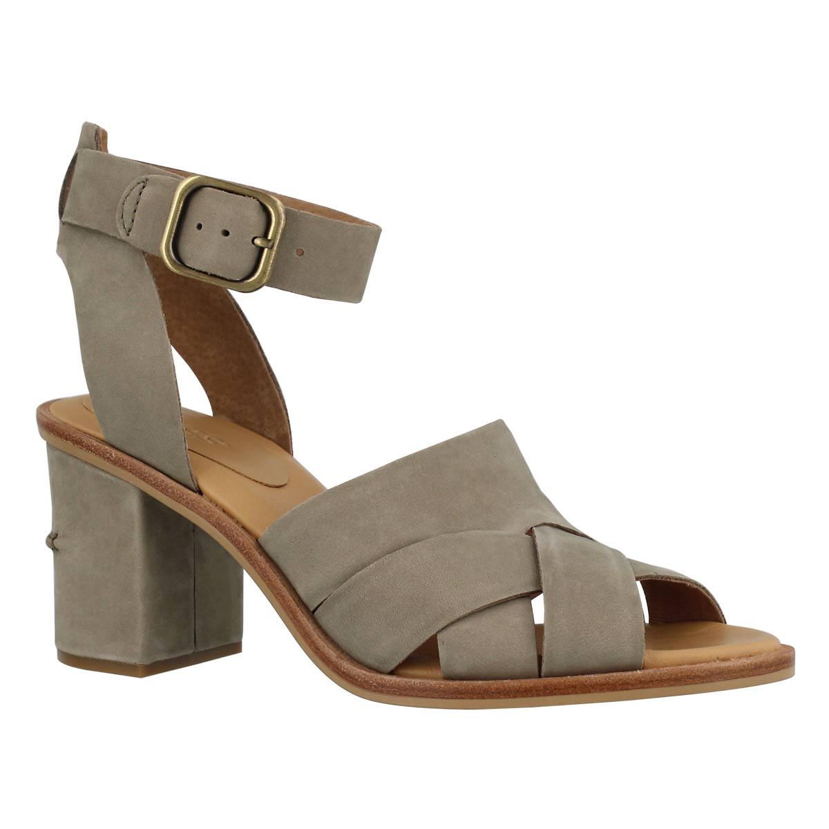 Women's SANDRA antilope dress sandals
