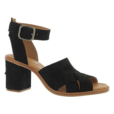 Lds Sandra black dress sandal