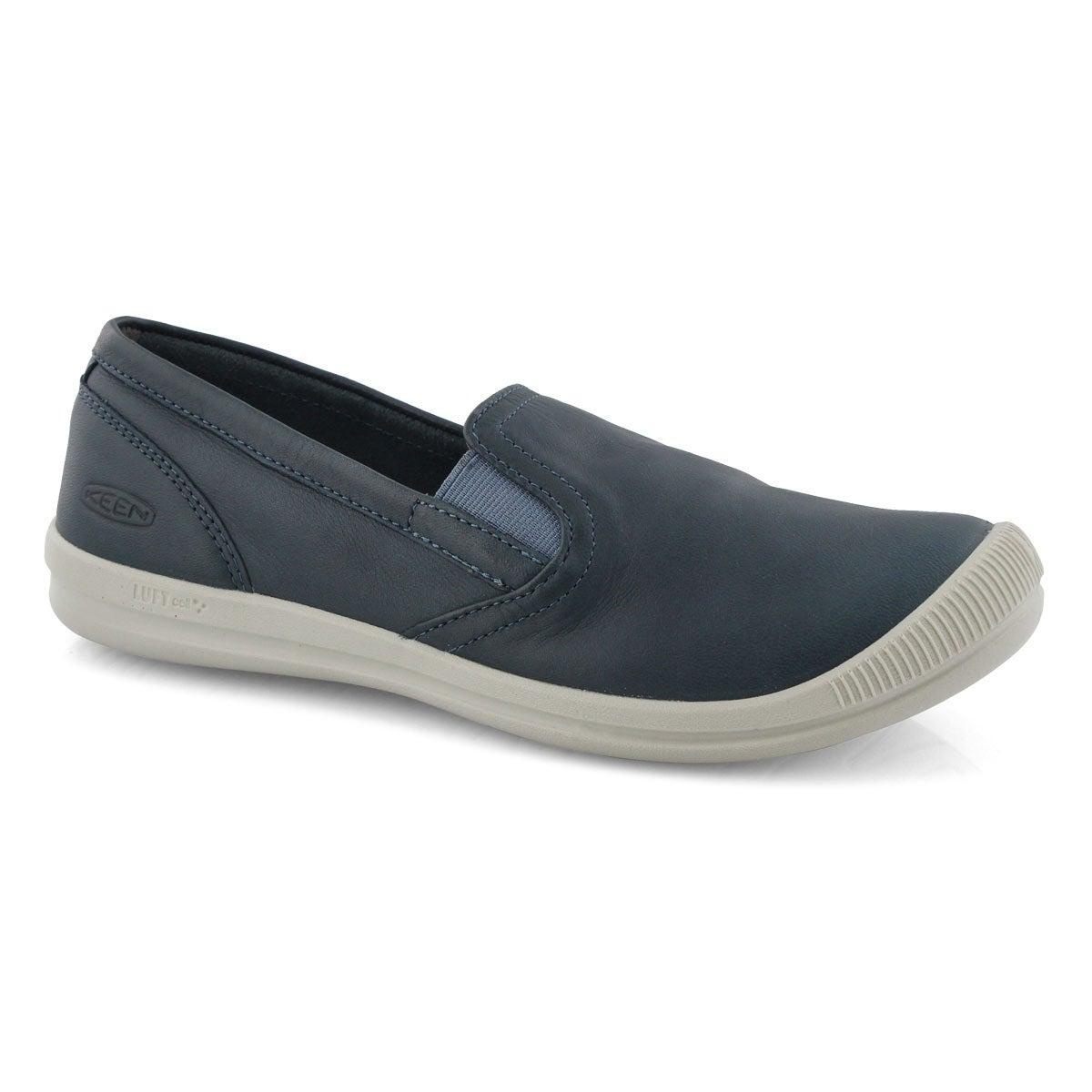 Lds Lorelai blue mirage casual slip on