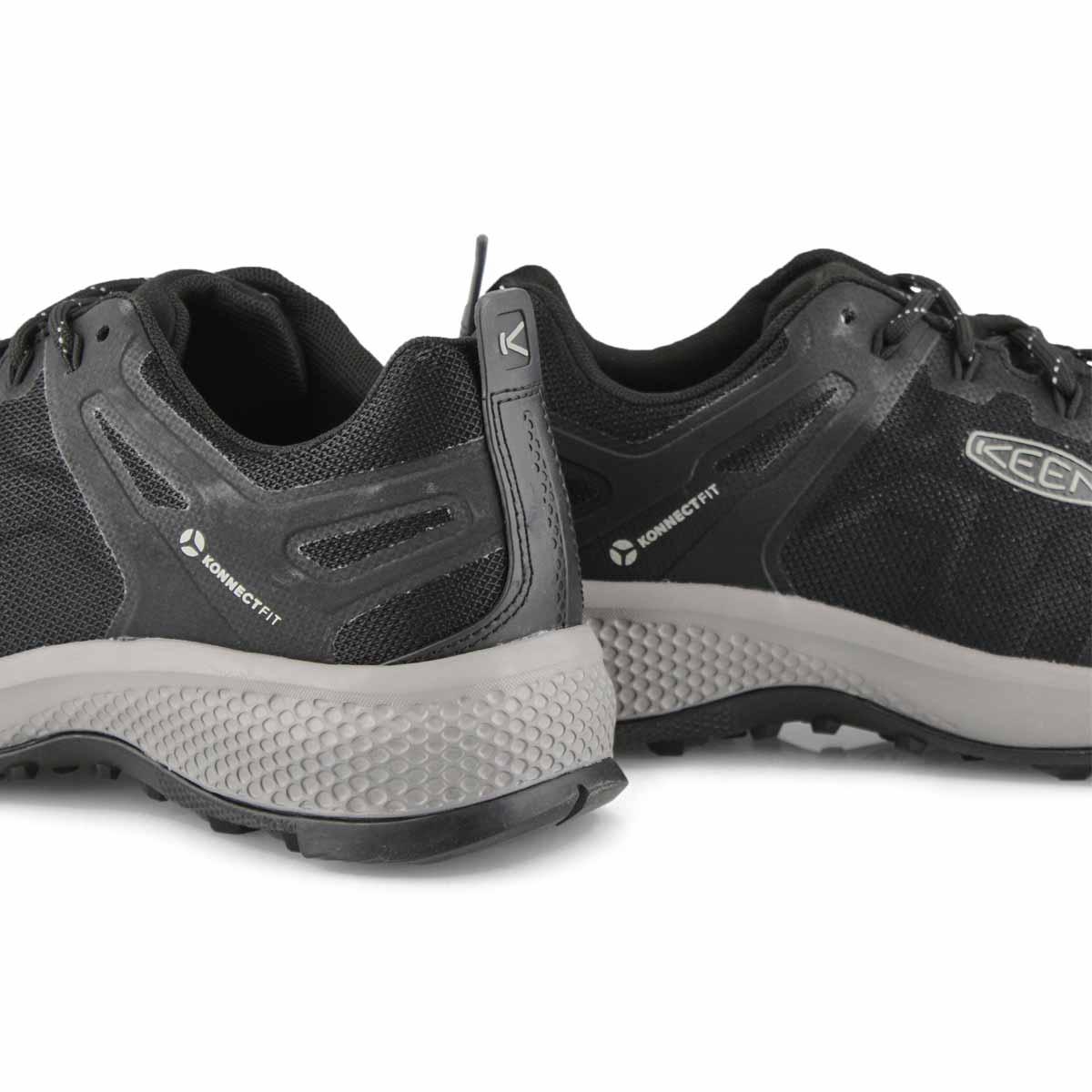 Mens Explore Vent blk/drizzle sneaker