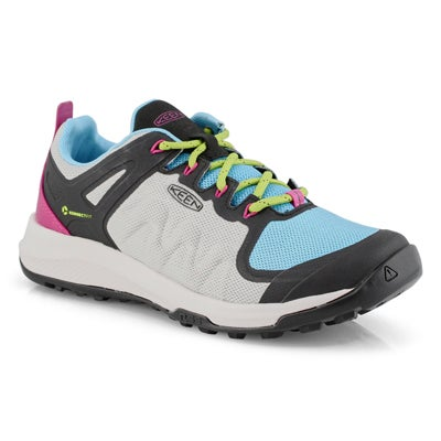 Lds Explore Vent vapor/blue mist sneaker